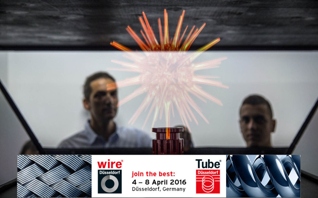 Holograms in Tube & Wire 2016