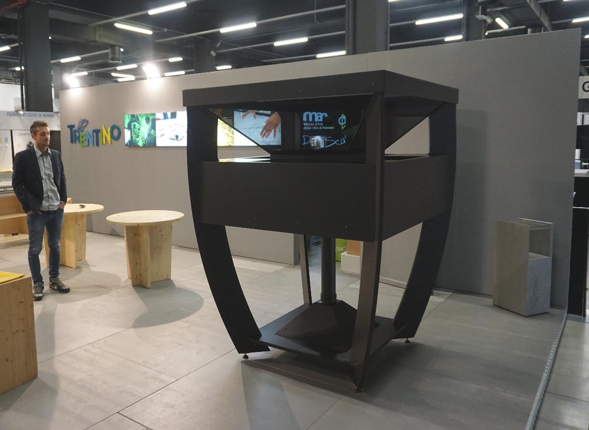 QuVi Proiettore Olografico made in Italy