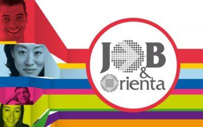 I nostri ologrammi in Show a Job&Orienta