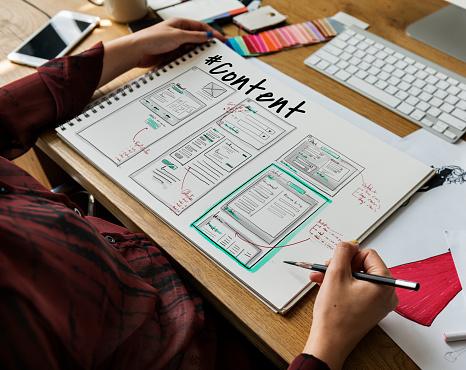 La realizzazione dei contenuti per l'E-Learning